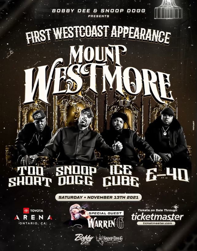 Tickets Express | Snoop Dogg, Ice Cube, Too Short, Warren G